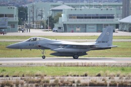 kumagorouさんが、小松空港で撮影した航空自衛隊 F-15J Eagleの航空フォト(飛行機 写真・画像)