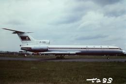 tassさんが、名古屋飛行場で撮影した高麗航空 Tu-154B-2の航空フォト(飛行機 写真・画像)