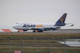 OMAさんが、岩国空港で撮影したアトラス航空 747-422の航空フォト(飛行機 写真・画像)
