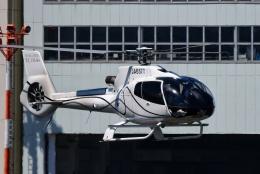 Mizuki24さんが、東京ヘリポートで撮影したオートパンサー EC130B4の航空フォト(飛行機 写真・画像)
