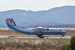 鉄バスさんが、広島空港で撮影した海上保安庁 DHC-8-315Q MPAの航空フォト(飛行機 写真・画像)