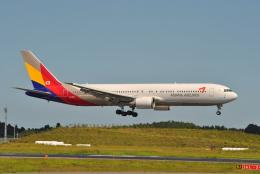 航空フォト:HL7515 アシアナ航空 767-300