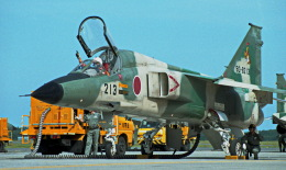 Y.Todaさんが、三沢飛行場で撮影した航空自衛隊 F-1の航空フォト(飛行機 写真・画像)