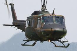 meskinさんが、山形空港で撮影した陸上自衛隊 UH-1Jの航空フォト(飛行機 写真・画像)