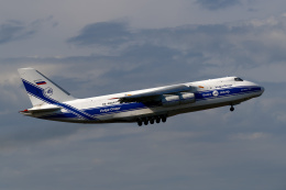 simokさんが、関西国際空港で撮影したヴォルガ・ドニエプル航空 An-124-100 Ruslanの航空フォト(飛行機 写真・画像)