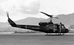 ハミングバードさんが、広島西飛行場で撮影した陸上自衛隊 UH-1Bの航空フォト(飛行機 写真・画像)