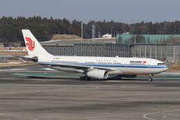 utarou on NRTさんが、成田国際空港で撮影した中国国際航空 A330-243の航空フォト(飛行機 写真・画像)
