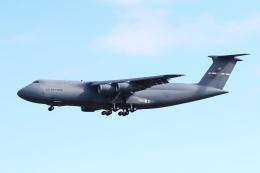 たまさんが、横田基地で撮影したアメリカ空軍 C-5M Super Galaxyの航空フォト(飛行機 写真・画像)