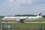 らむえあたーびんさんが、成田国際空港で撮影した中国東方航空 A321-231の航空フォト(飛行機 写真・画像)