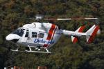 ほてるやんきーさんが、岡山県で撮影したセントラルヘリコプターサービス BK117C-1の航空フォト(飛行機 写真・画像)