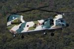 ほてるやんきーさんが、岡山県で撮影した航空自衛隊 CH-47J/LRの航空フォト(飛行機 写真・画像)