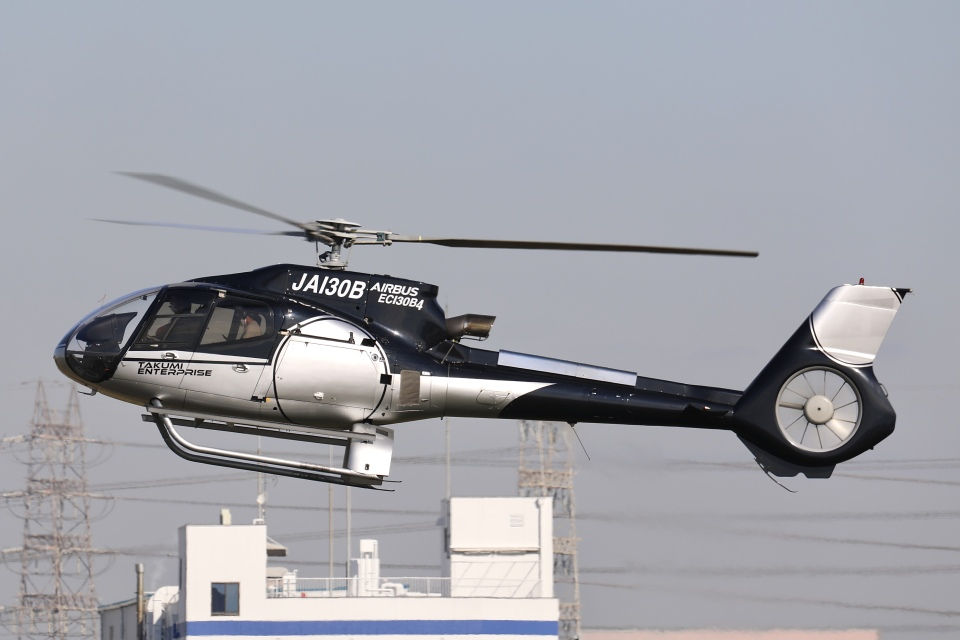 Hii82さんのオートパンサー Eurocopter EC130 (JA130B) 航空フォト