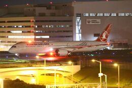 えむでぃ〜さんが、羽田空港で撮影したターキッシュ・エアラインズ 787-9の航空フォト(飛行機 写真・画像)