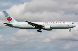 kan787allさんが、成田国際空港で撮影したエア・カナダ 767-375/ERの航空フォト(飛行機 写真・画像)