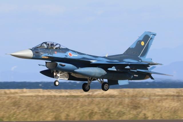 aki241012さんが、築城基地で撮影した航空自衛隊 F-2Aの航空フォト(飛行機 写真・画像)