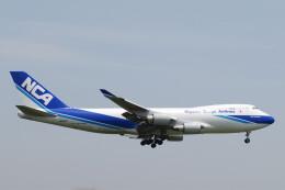 banshee02さんが、成田国際空港で撮影した日本貨物航空 747-4KZF/SCDの航空フォト(飛行機 写真・画像)