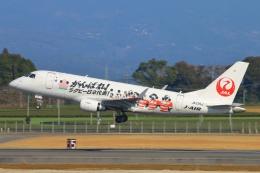 Kuuさんが、鹿児島空港で撮影したジェイエア ERJ-170-100 (ERJ-170STD)の航空フォト(飛行機 写真・画像)