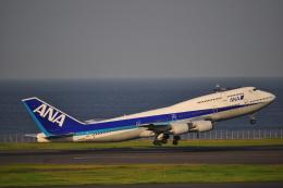 JA8101さんが、羽田空港で撮影した全日空 747-481(D)の航空フォト(飛行機 写真・画像)