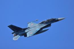 航空フォト:03-8104 航空自衛隊 F-2B