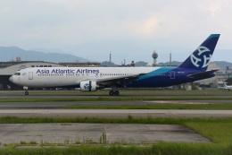 kan787allさんが、福岡空港で撮影したアジア・アトランティック・エアラインズ 767-322/ERの航空フォト(飛行機 写真・画像)