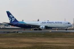 kan787allさんが、福岡空港で撮影したアジア・アトランティック・エアラインズ 767-383/ERの航空フォト(飛行機 写真・画像)