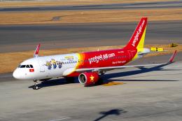 航空フォト:VN-A650 ベトジェットエア A320