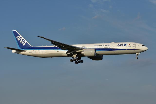 航空フォト:JA798A 全日空