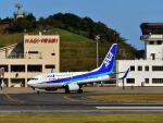 ナナオさんが、石見空港で撮影した全日空 737-781の航空フォト(飛行機 写真・画像)