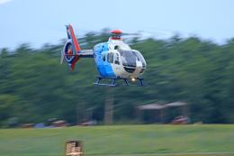 Nao0407さんが、松本空港で撮影した中日新聞社 EC135P2の航空フォト(飛行機 写真・画像)