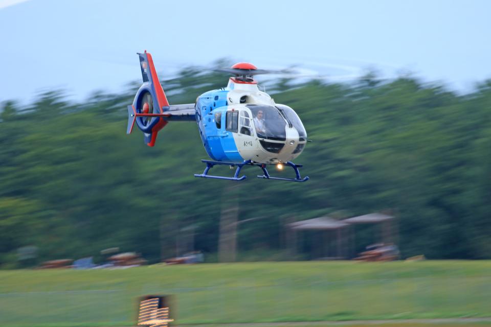 Nao0407さんの中日新聞社 Eurocopter EC135/635 (JA02CP) 航空フォト