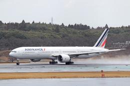 maverickさんが、成田国際空港で撮影したエールフランス航空 777-328/ERの航空フォト(飛行機 写真・画像)