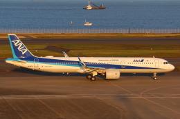 航空フォト:JA140A 全日空 A321neo
