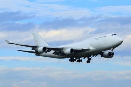 たまさんが、横田基地で撮影したカリッタ エア 747-446(BCF)の航空フォト(飛行機 写真・画像)