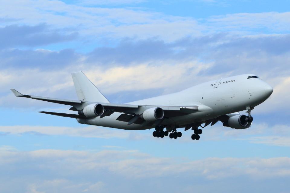 たまさんのカリッタ エア Boeing 747-400 (N742CK) 航空フォト