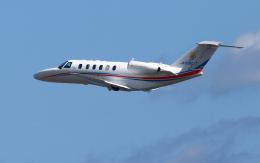 CL&CLさんが、奄美空港で撮影した静岡エアコミュータ 525A Citation CJ2+の航空フォト(飛行機 写真・画像)