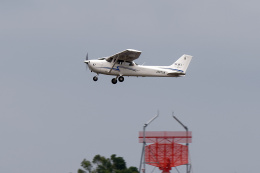 simokさんが、長崎空港で撮影した崇城大学 172S Skyhawk SPの航空フォト(飛行機 写真・画像)