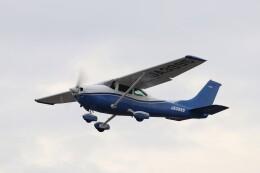 KAZFLYERさんが、調布飛行場で撮影した日本個人所有 182R Skylane IIの航空フォト(飛行機 写真・画像)