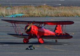 COLT VerRさんが、岡南飛行場で撮影した日本個人所有 YMF-F5Cの航空フォト(飛行機 写真・画像)
