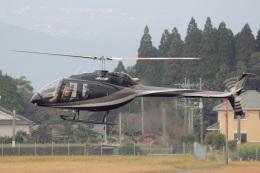 MOR1(新アカウント)さんが、鹿児島空港で撮影した日本個人所有 505 Jet Ranger Xの航空フォト(飛行機 写真・画像)