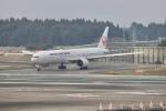mahiちゃんさんが、成田国際空港で撮影した日本航空 777-346/ERの航空フォト(飛行機 写真・画像)