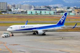 航空フォト:JA627A 全日空 767-300