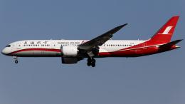 Shotaroさんが、上海虹橋国際空港で撮影した上海航空 787-9の航空フォト(飛行機 写真・画像)
