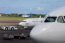 Hiro-hiroさんが、デンパサール国際空港で撮影したヴァージン・オーストラリア 737-8FEの航空フォト(飛行機 写真・画像)
