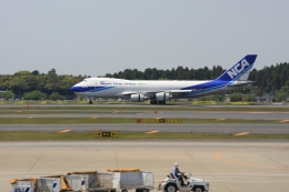 Hiro-hiroさんが、成田国際空港で撮影した日本貨物航空 747-4KZF/SCDの航空フォト(飛行機 写真・画像)