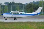 Chofu Spotter Ariaさんが、調布飛行場で撮影したアジア航測 T207 Turbo Skywagon 207の航空フォト(飛行機 写真・画像)