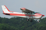 Chofu Spotter Ariaさんが、調布飛行場で撮影したアイベックスアビエイション 172Pの航空フォト(飛行機 写真・画像)