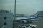トレインさんが、羽田空港で撮影した全日空 A321-272Nの航空フォト(飛行機 写真・画像)