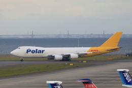 わんだーさんが、中部国際空港で撮影したポーラーエアカーゴ 747-87UF/SCDの航空フォト(飛行機 写真・画像)