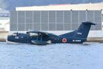 md11jbirdさんが、新明和甲南工場で撮影した海上自衛隊 US-2の航空フォト(飛行機 写真・画像)