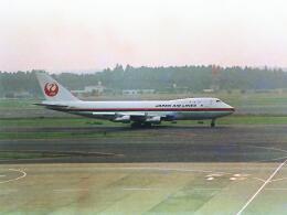 エルさんが、成田国際空港で撮影した日本航空 747-146の航空フォト(飛行機 写真・画像)